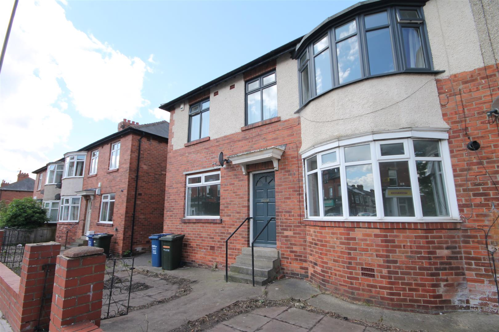 Heaton Road Newcastle Upon Tyne, 2 Bedrooms  Flat ,For Sale